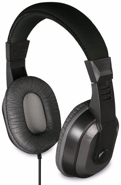 Over-Ear Kopfhörer THOMSON HED2006BK/AN, schwarz - Produktbild 1