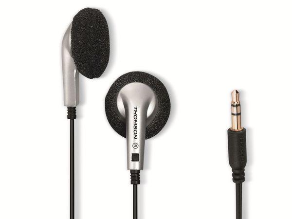Ohrhörer THOMSON EAR1115S, schwarz/silber - Produktbild 1
