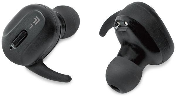 True Wireless In-Ear-Headset LOGILINK BT0044, schwarz - Produktbild 5