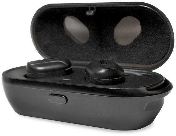 True Wireless In-Ear-Headset LOGILINK BT0044, schwarz - Produktbild 6