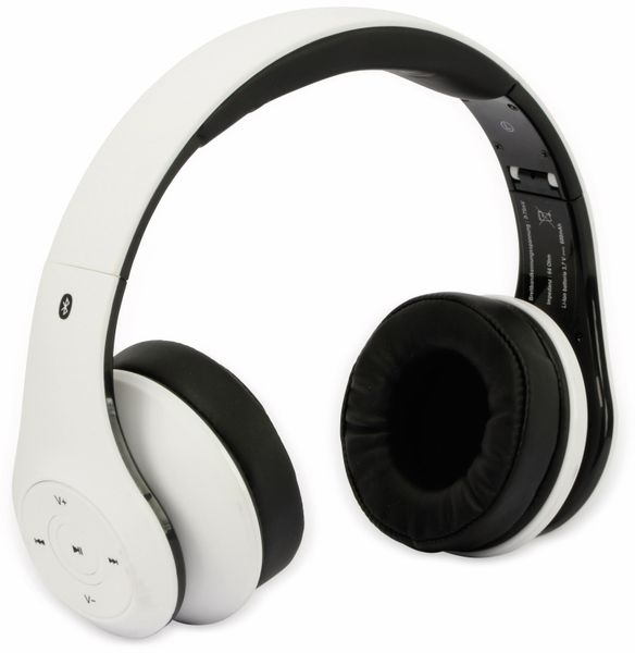 Bluetooth Headset BKH 272 weiß - Produktbild 1