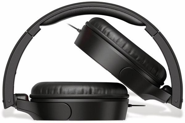 On-Ear Kopfhörer Pioneer SE-MJ722T, schwarz, Mikrofon - Produktbild 2