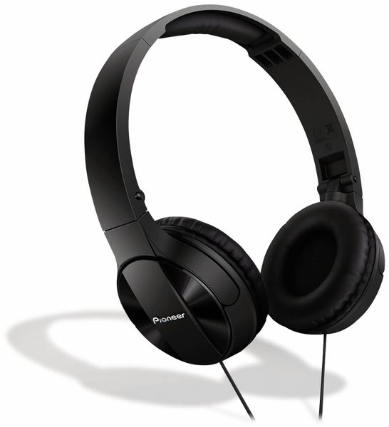 On-Ear Kopfhörer Pioneer SE-MJ503T, schwarz, Mikrofon - Produktbild 1