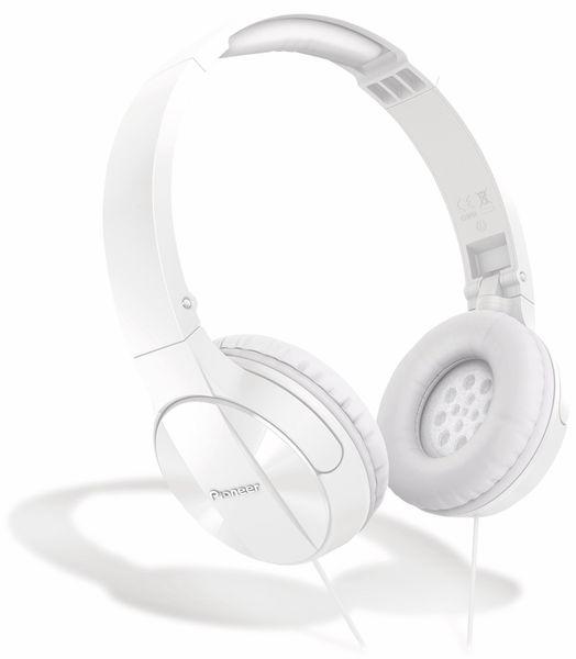 On-Ear Kopfhörer Pioneer SE-MJ503T, schwarz, Mikrofon