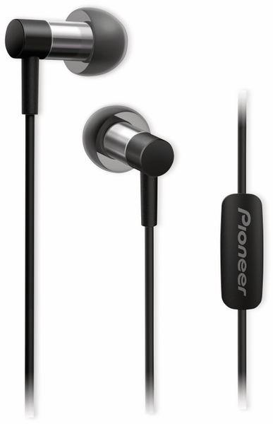 In-Ear Ohrhörer Pioneer SE-CH3T, Hi-Ress, schwarz, Mikrofon