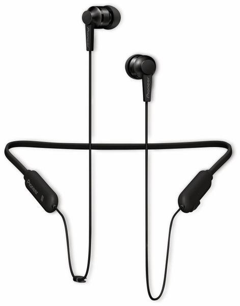 In-Ear Ohrhörer Pioneer SE-C7BT, schwarz, Mikrofon, Bluetooth
