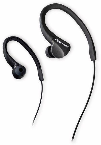 In-Ear Sport-Ohrhörer Pioneer SE-E3-B, schwarz