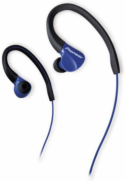 In-Ear Sport-Ohrhörer Pioneer SE-E3-L, blau