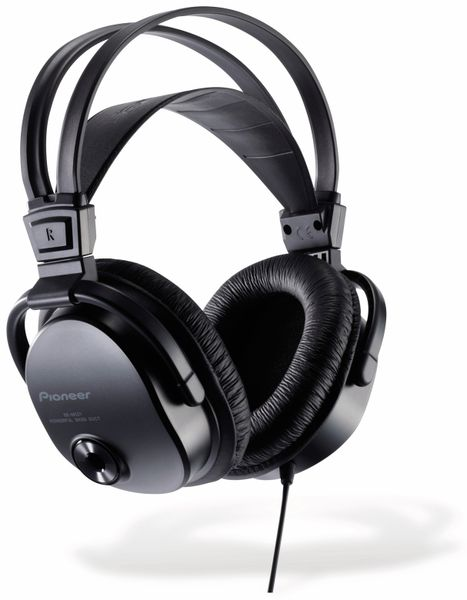 TV-Kopfhörer Pioneer SE-M521, schwarz - Produktbild 1