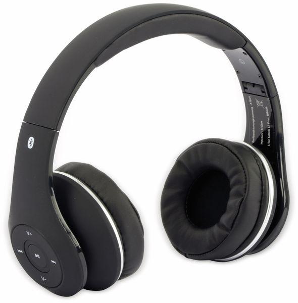 Bluetooth Headset, BKH, schwarz - Produktbild 1