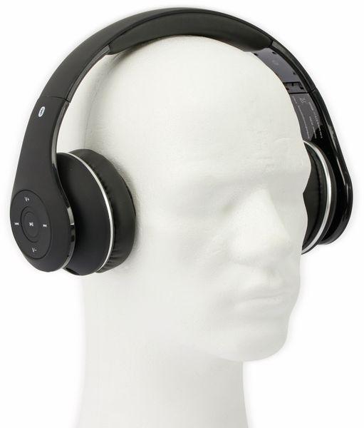 Bluetooth Headset, BKH, schwarz - Produktbild 2