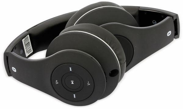 Bluetooth Headset, BKH, schwarz - Produktbild 3