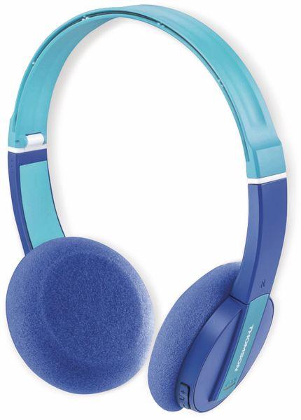 Bluetooth Headset THOMSON WHP-6017 B, blau