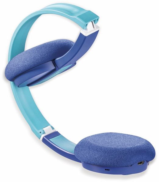 Bluetooth Headset THOMSON WHP-6017 B, blau - Produktbild 3
