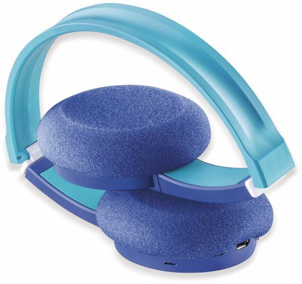 Bluetooth Headset THOMSON WHP-6017 B, blau - Produktbild 4