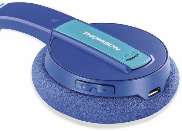 Bluetooth Headset THOMSON WHP-6017 B, blau - Produktbild 6
