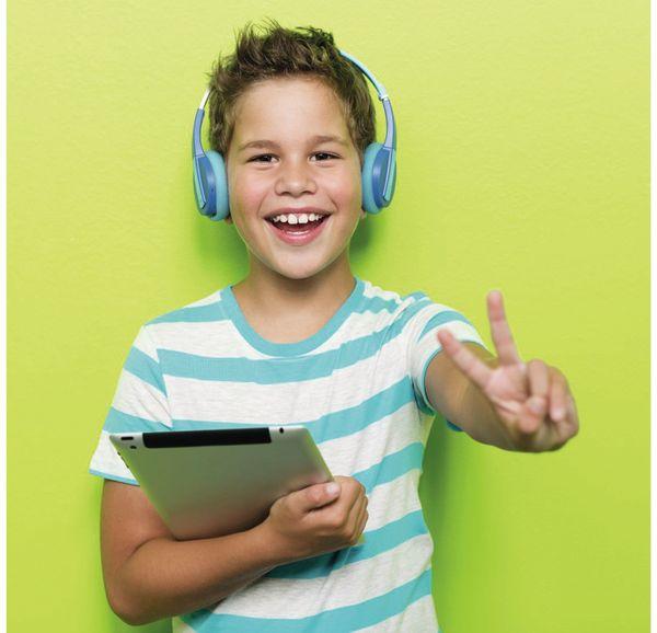 Bluetooth Headset THOMSON WHP-6017 B, blau - Produktbild 7