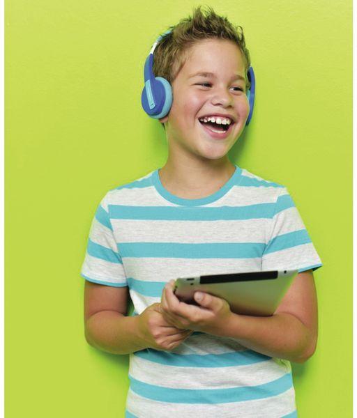 Bluetooth Headset THOMSON WHP-6017 B, blau - Produktbild 8