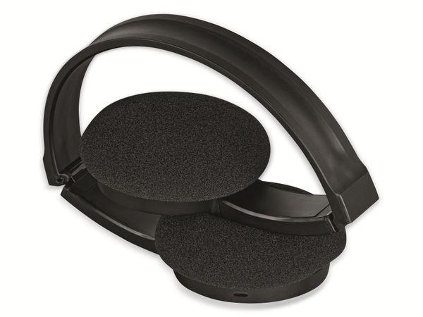 Bluetooth Headset THOMSON WHP-6005BT, schwarz - Produktbild 4