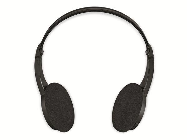 Bluetooth Headset THOMSON WHP-6005BT, schwarz - Produktbild 5
