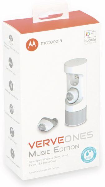 In-Ear Ohrhörer MOTOROLA Verve Ones, weiß - Produktbild 2