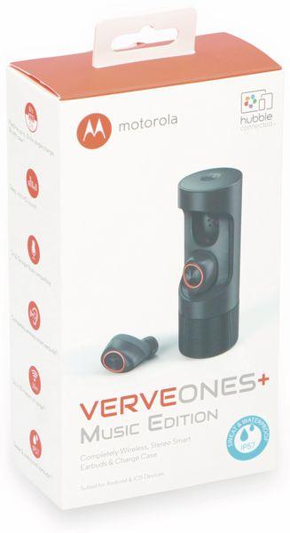 In-Ear Ohrhörer MOTOROLA Verve Ones+, schwarz - Produktbild 2
