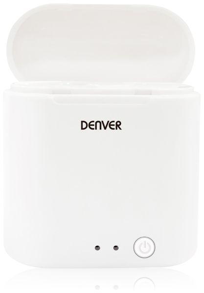 In-Ear Ohrhörer DENVER TWE-36, weiß - Produktbild 2