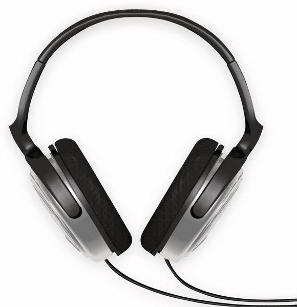 Kopfhörer PHILIPS SHP2500, silber/schwarz - Produktbild 2