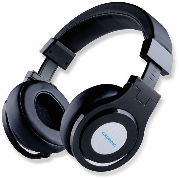Over-Ear Kopfhörer GRUNDIG, 4m, schwarz