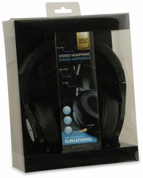 Over-Ear Kopfhörer GRUNDIG, 4m, schwarz - Produktbild 4