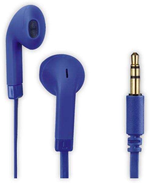 In-Ear-Ohrhörer HAMA 135692, blau