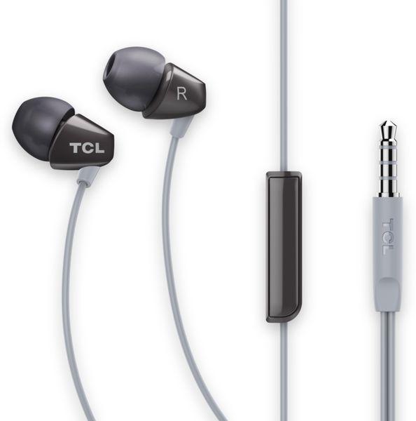 In-Ear Ohrhörer TCL SOCL100BK-EU, schwarz - Produktbild 2