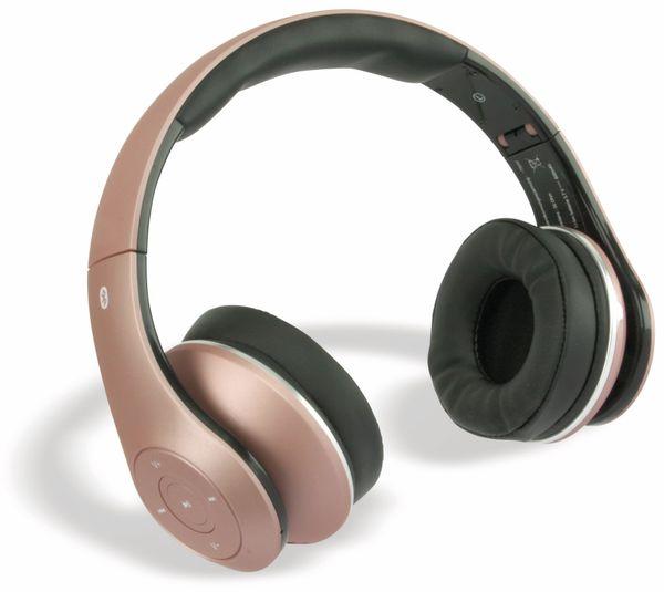 Bluetooth Headset, BKH, rose, B-Ware - Produktbild 2