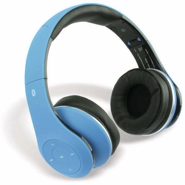 Bluetooth Headset, BKH, blau, B-Ware - Produktbild 2
