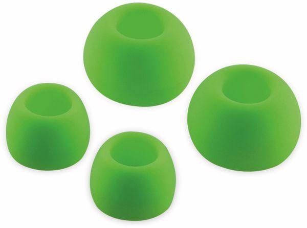 In-Ear Ohrhörer LOGILINK HS0044, grün, wassergeschützt (IPX6) - Produktbild 3