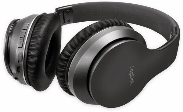 Bluetooth Over-Ear Kopfhörer LOGILINK BT0053, mit Active-Noise-Cancelling - Produktbild 2