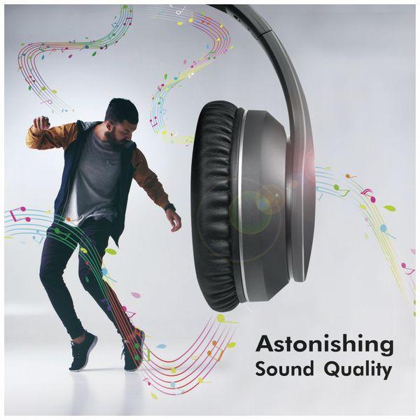Bluetooth Over-Ear Kopfhörer LOGILINK BT0053, mit Active-Noise-Cancelling - Produktbild 9