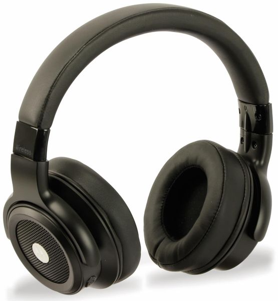 Bluetooth Over-Ear Kopfhörer MOTOROLA Escape 800 ANC, schwarz