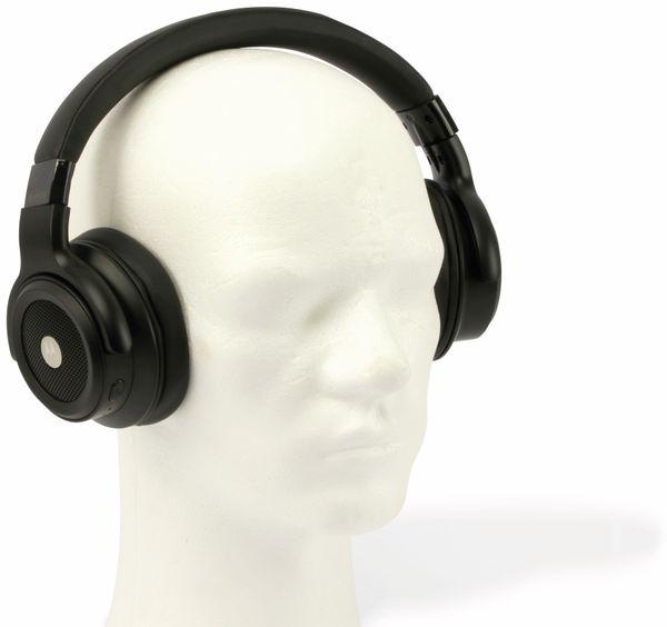 Bluetooth Over-Ear Kopfhörer MOTOROLA Escape 800 ANC, schwarz - Produktbild 2