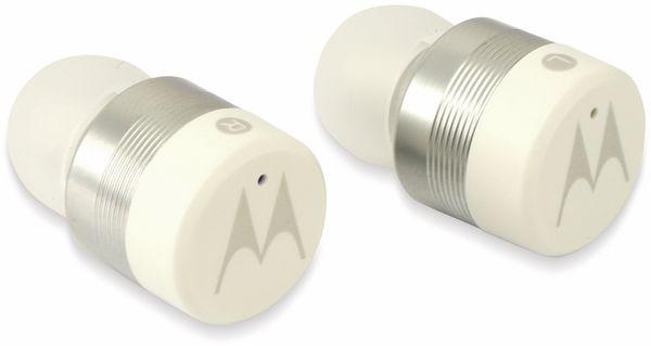 In-Ear Ohrhörer MOTOROLA VerveBuds 110, weiß - Produktbild 3
