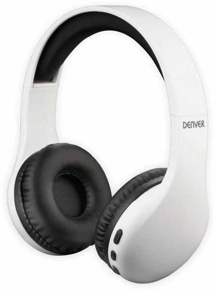 Bluetooth Over-Ear Kopfhörer DENVER BTH-240, weiß