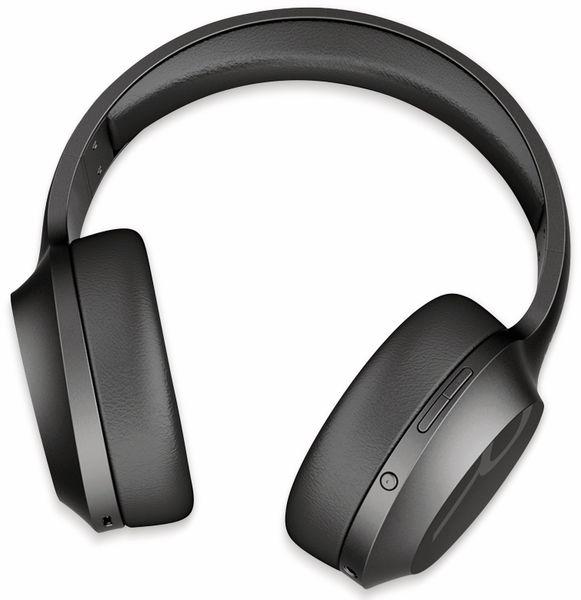 Bluetooth Over-Ear Kopfhörer DENVER BTH-251, schwarz - Produktbild 2