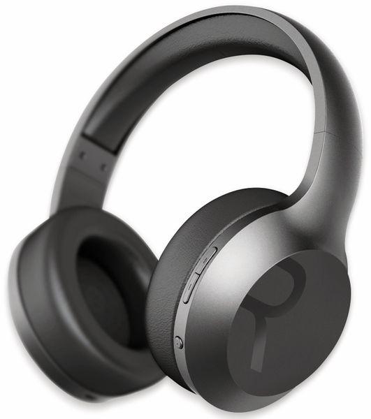 Bluetooth Over-Ear Kopfhörer DENVER BTH-251, schwarz - Produktbild 3