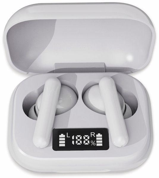 In-Ear Ohrhörer DENVER TWE-38, weiß
