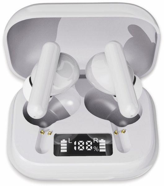 In-Ear Ohrhörer DENVER TWE-38, weiß - Produktbild 2