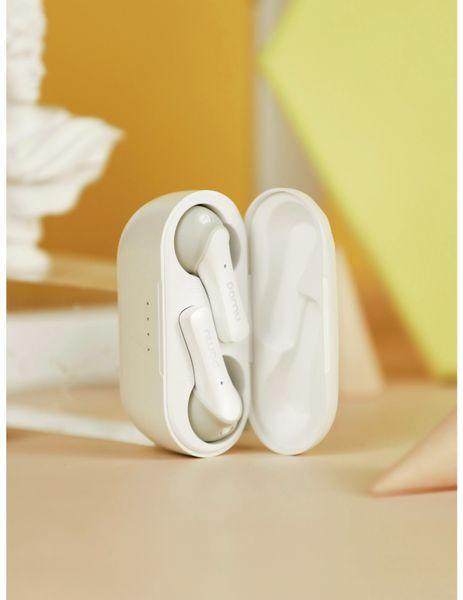 In-Ear Ohrhörer PADMATE Pamu Slide T6C, weiß - Produktbild 6