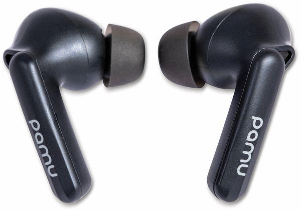 In-Ear Ohrhörer PADMATE Quiet T10, schwarz