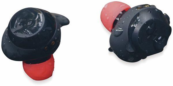 In-Ear Ohrhörer NABO X-Sound T Sport, schwarz, inkl. Mikrofon - Produktbild 2