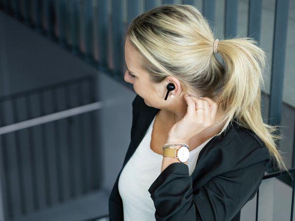 In-Ear Ohrhörer HAMA Style, BT, inkl. Mikrofon, schwarz - Produktbild 5