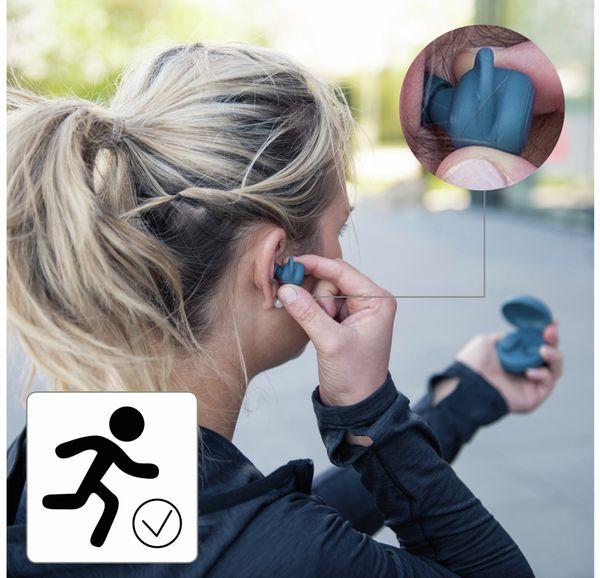 In-Ear Ohrhörer HAMA LiberoBuds, blau - Produktbild 6